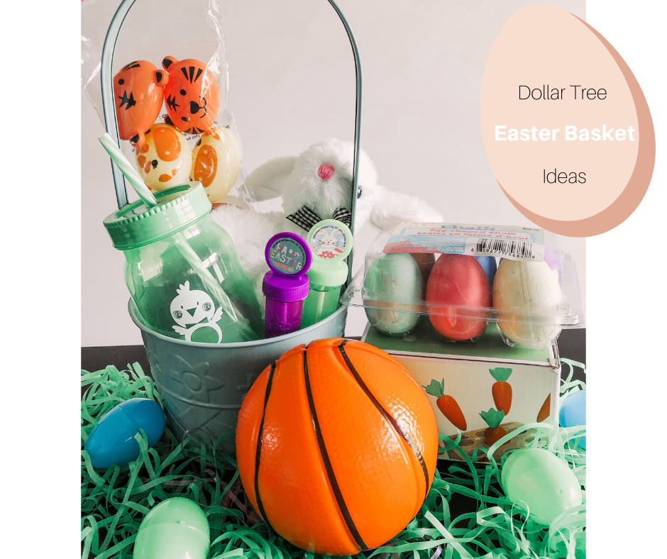 Dollar Tree Easter Basket Ideas